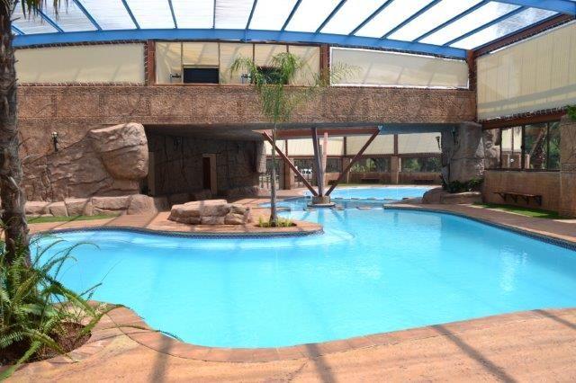 Olifants River Lodge - Indoor heated pool