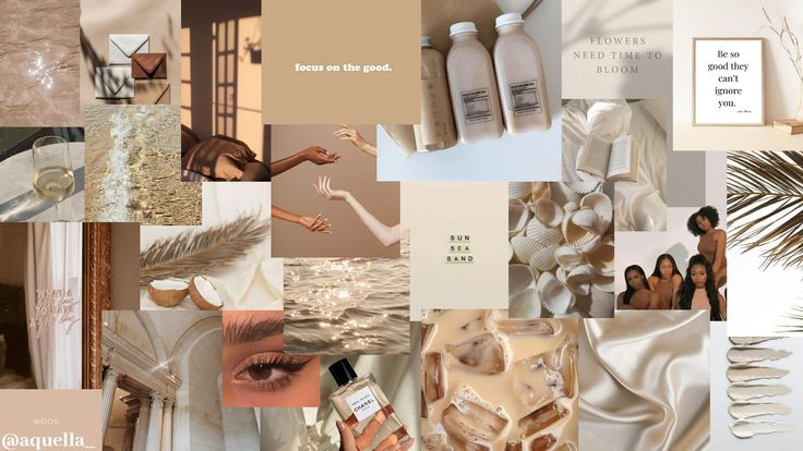 Find 24 images that you can add to blogs, websites, or as desktop and phone wallpapers. Neutral Toned Aesthetic Desktop Wallpaper🤎 in 2021 ...