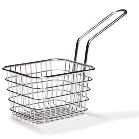 Mini Serving Basket | Kmart. Would be so cute to serve fish and chips in.