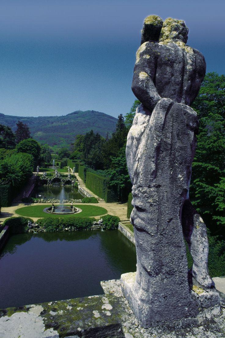 Valsanzibio - The Garden of Villa Barbarigo Pizzoni Ardemanni, Galzignano Terme (Padua), Euganean Hills, Veneto, Italy