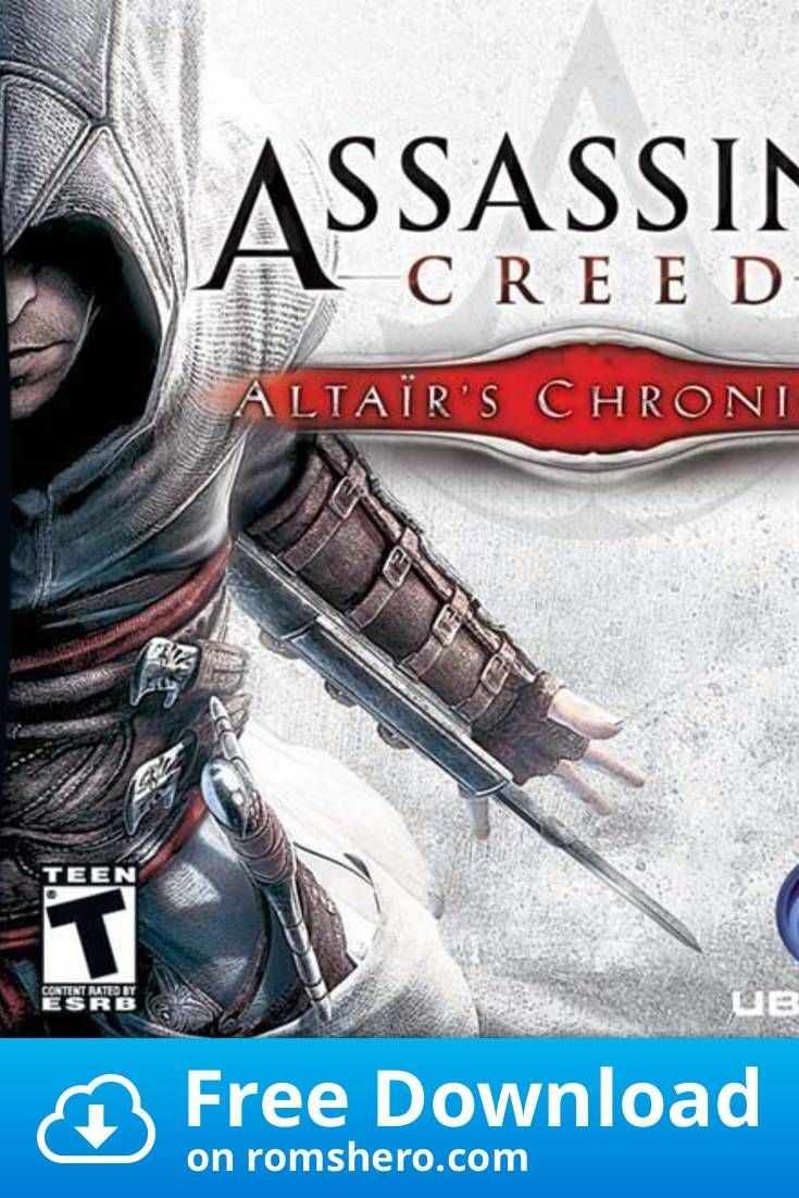 Download Assassins Creed Altairs Chronicles Micronauts