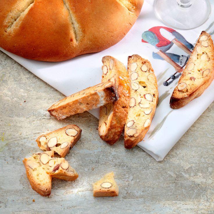 Découvrez la recette Croquants aux amandes sur cuisineactuelle.fr.