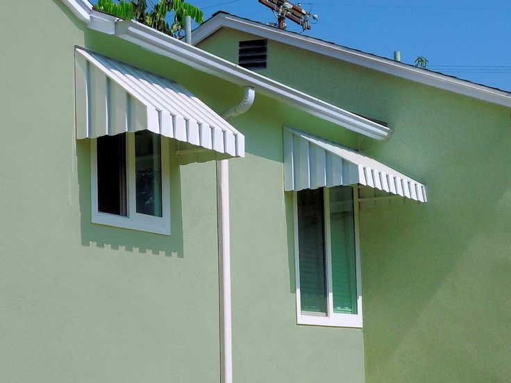 17 Best images about Adorable Retro Aluminum Awnings on ...