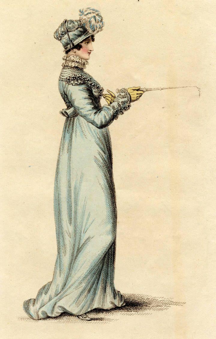 Glengarry Riding Habit, 1815.