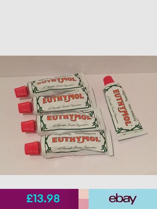 euthymol original toothpaste waitrose amp partners - 600×800