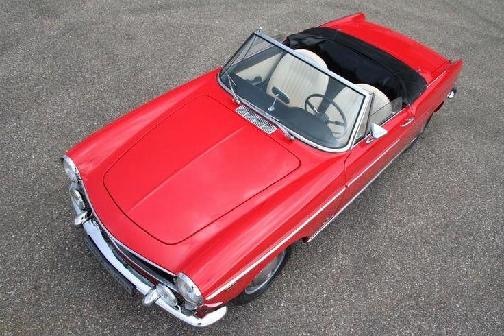 Fiat 1500 Cabriolet '64 'Dolce Vita'