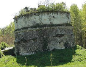 Monthoiron ... son château et sa tour 'Léonard de Vinci' ?