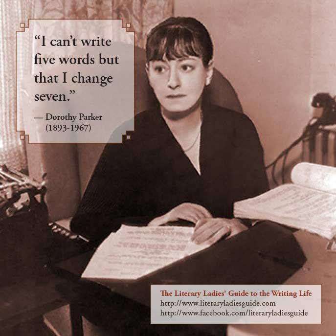 1926 dorothy essay parkers Free essay: dorothy parker's short stories dorothy parker's writings are connected to her life in many ways she grew up in a time where women's roles where.