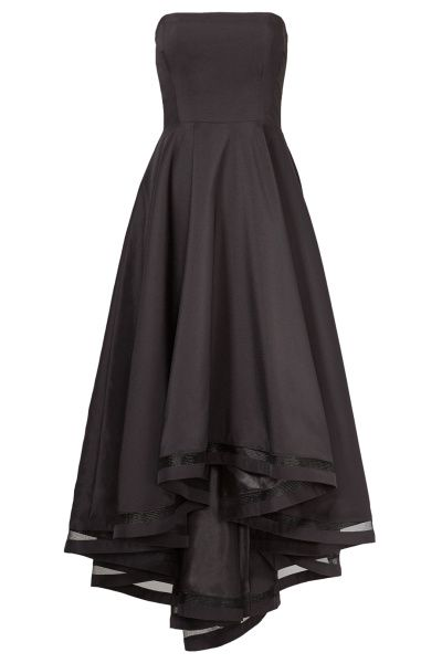The classic Little Black Dress: http://www.stylemepretty.com/2016/01/15/20-gowns-wed-totally-wear-to-a-bachelor-rose-ceremony/