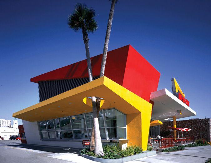 Stephen Kanner  Westwood In-N-Out Burger, (2008)
