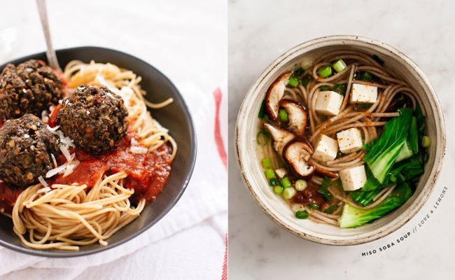 Weekly Dinner Ideas: 5 Savory Vegetarian Meals