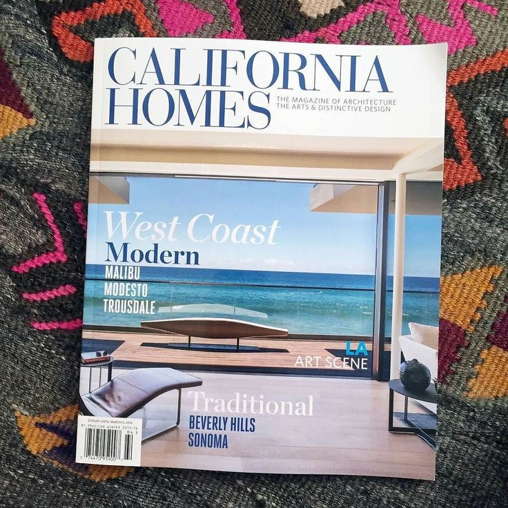 Check Out This California Homes Magazine That We Are In And Don T Forget