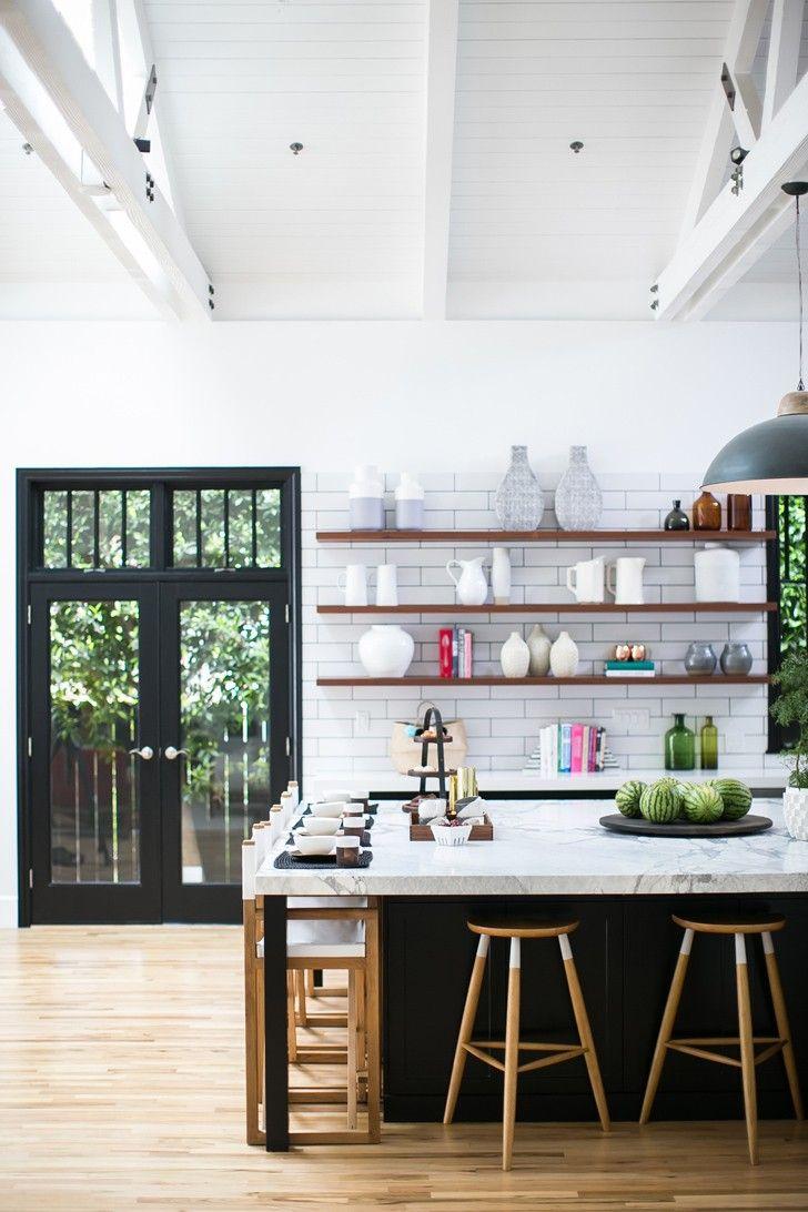 589 best KITCHEN images on Pinterest | Modern kitchens, Kitchen ...