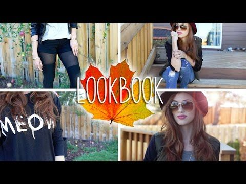 FALL LOOKBOOK 2014! Style, Trends & Outfit Ideas