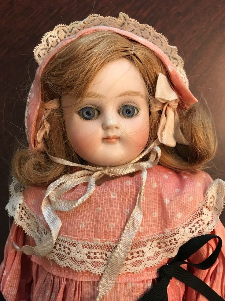 Late 1800 to Early 1900's Alt, Beck And Gottschalk Bisque Doll | eBay