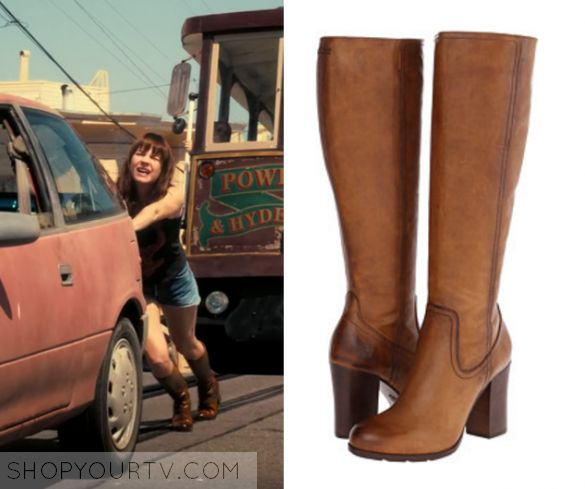 """GirlBoss: Season 1 Episode 1 Sophia's Vintage boots 