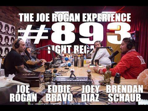 PowerfulJRE: Joe Rogan Experience #893 - Fight Recap
