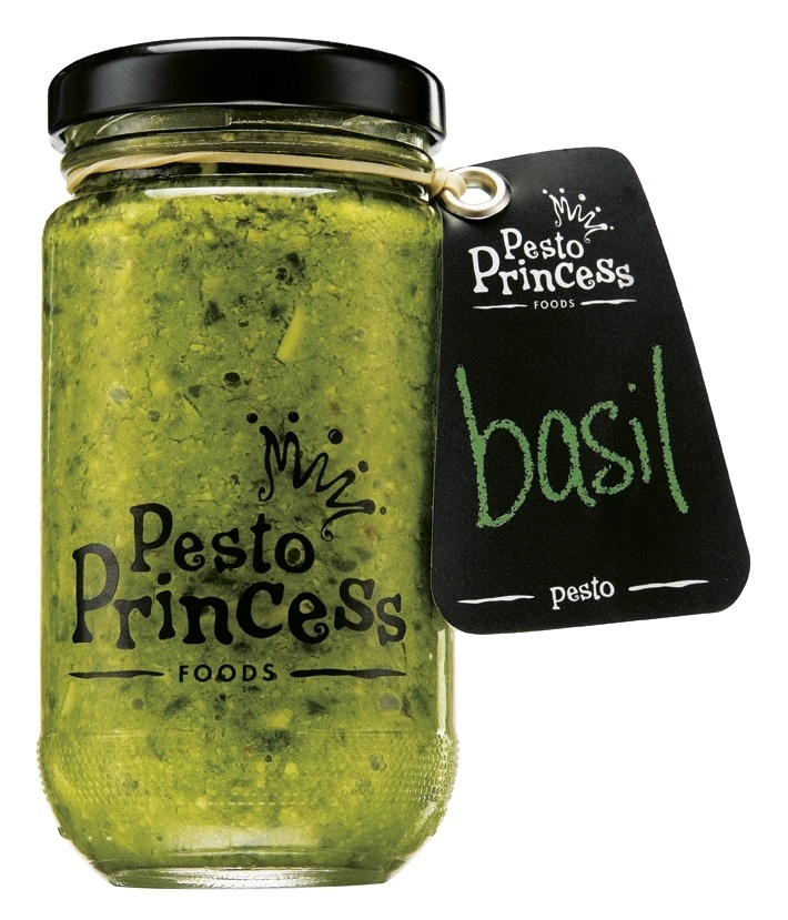 Locally made (Cape Town). Get at Old Biscuit Mill. Best pesto I have ever had.