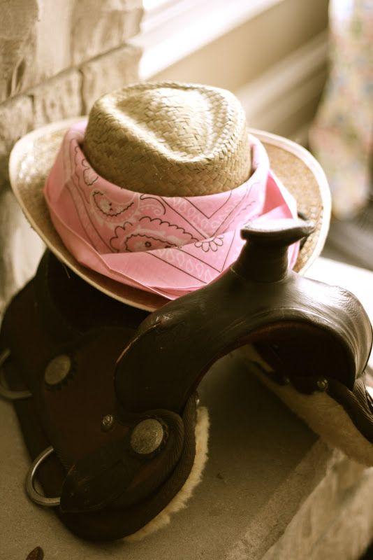 The Little Backyard Farm: Cowgirl Baby Shower