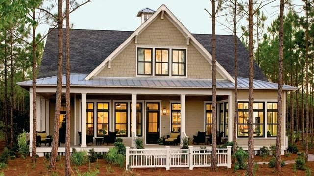 Small Lake House Plans With Screened Porch Tucker Bayou Small Lake House Plans With Screened Porch Southern House Plans Craftsman House Plans Porch House Plans