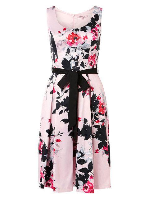 Bradshaw Floral Dress
