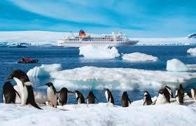 Ice Luxury cruising