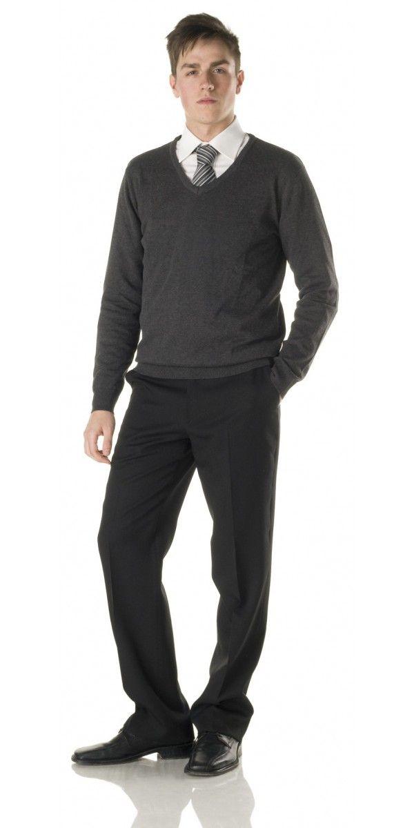 abbigliamento ufficio uomo maglione cravatta - Cerca con Google