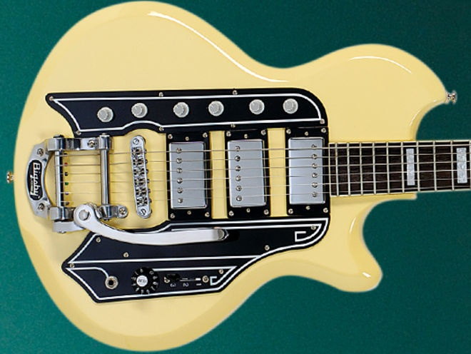 Cool guitars of the 60's