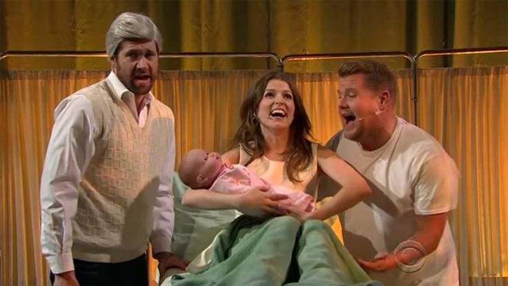 Anna Kendrick, James Corden and Billy Eichner Sing Through the Soundtrac...