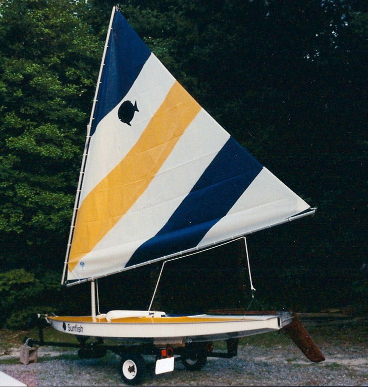 128 Best Images About Sunfish Sailboats On Pinterest