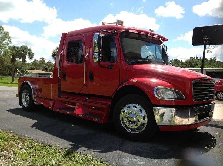 Big Rigs For Sale >> 2005 Freightliner M2 106 Sportchassis for sale by Owner ...