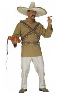 Plus size Mexican bandit costume,, plus size Mexican fancy dress costume
