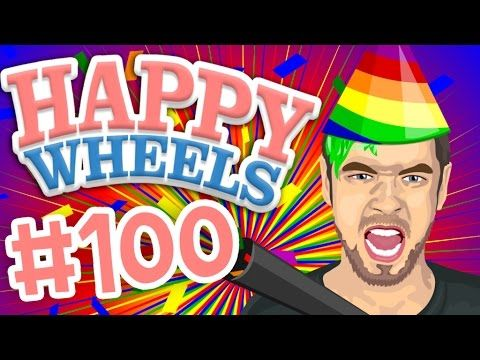Happy Wheels - Part 100 (GRAND FINALE) - YouTube