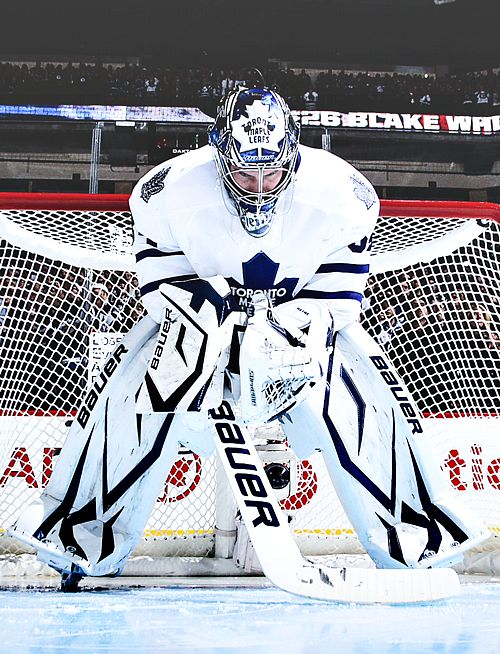 James Reimer; Toronto Maple Leafs