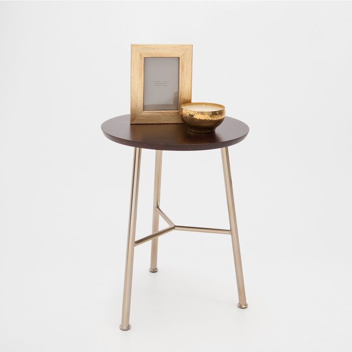 17 best ideas about narrow side table on pinterest narrow family room small spaces and - Small side tables for small spaces minimalist ...