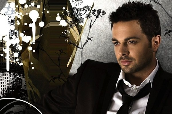 Ilias Vrettos... Greek singer