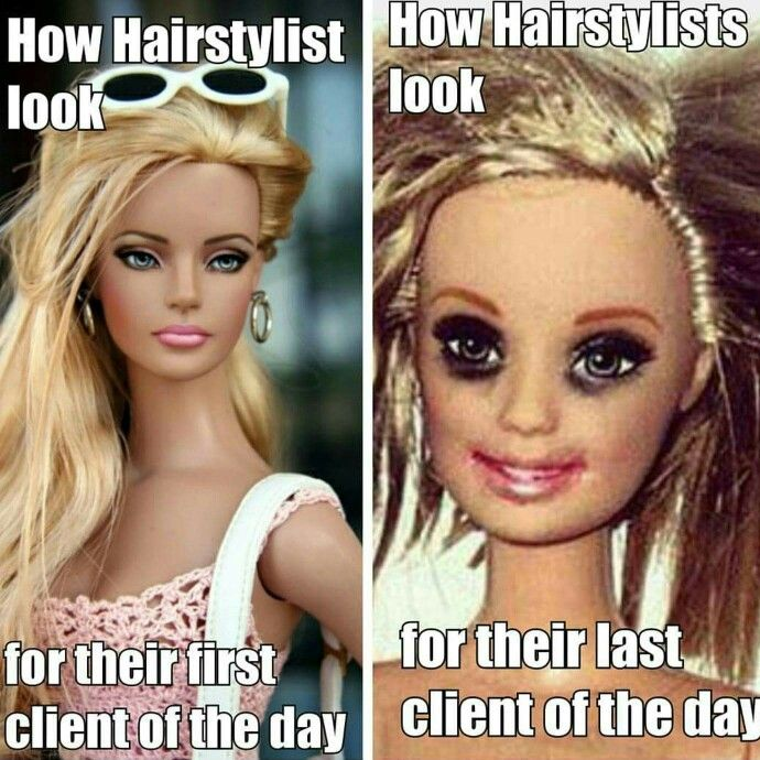 Funny Memes For Hairstylists : Best confessions of a hairstylist images on pinterest