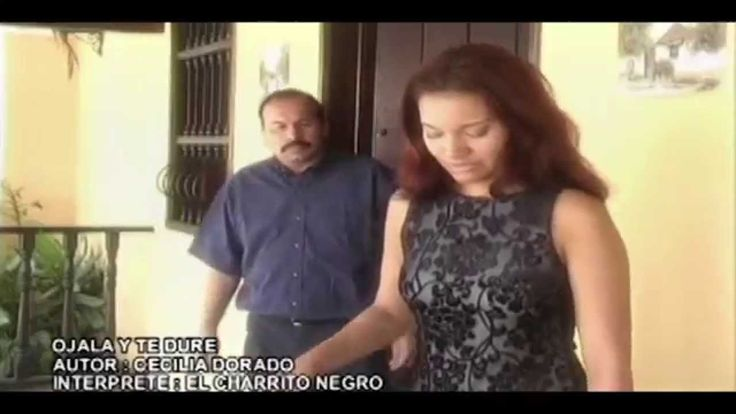 Ojalá y te dure - Charrito Negro