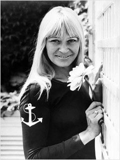 Mary Travers of Peter, Paul and Mary
