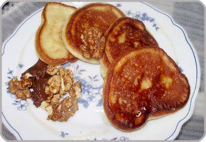 Оладьи  #оладушкинасметане #оладьи #завтраки #оладьинасметане #pancakes