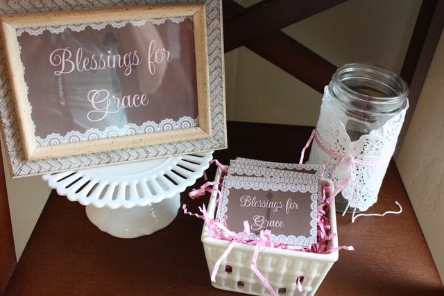 Vintage/ Shabby Chic First Communion Party Ideas | Photo 3 of 48 | Catch My Party