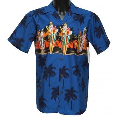 chemise hawaienne ...WAIKIKI BEACH