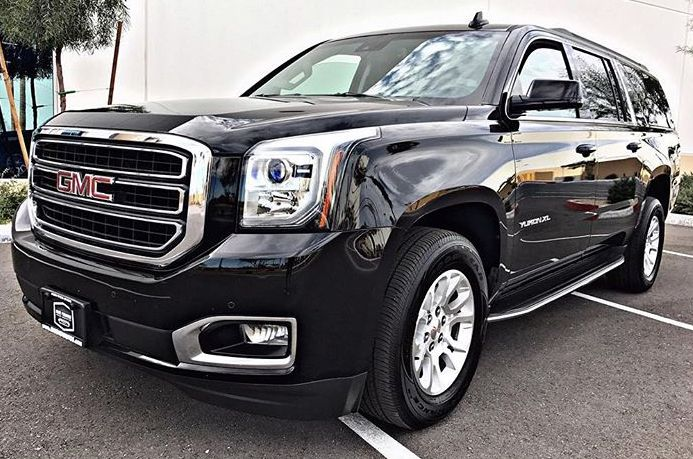 Gmc Yukon Xl Yukon Denali Gmc Trucks Chevy
