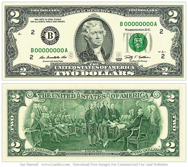 u.s. dollar bill