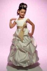 Koszorúslány ruha gyerekeknek-0012
