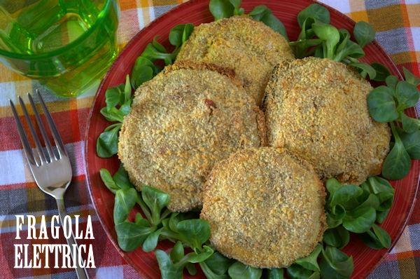 MELANZANE IN CARROZZA AL FORNO fragolaelettrica.com Le ricette di Ennio Zaccariello #Ricetta