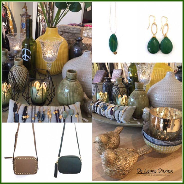 Shop vandaag t/m zaterdag geopend met de nieuwste kleding, lifestyle, sieraden & accessoires! www.deleukedingen.nl