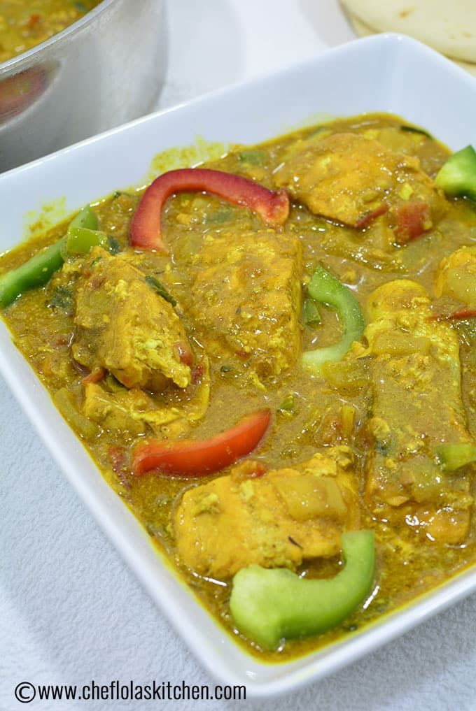 Curry Fish Video Chef Lola S Kitchen Curry