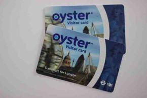 Oyster Card, une carte pour se déplacer à Londres de manière économique.Conseils pour acheter, utiliser et pour recharger une Oyster Card.