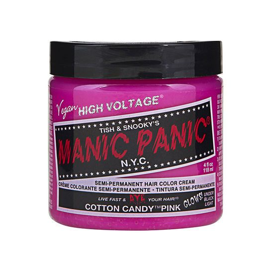 Manic Panic High Voltage® Cotton Candy Classic Hair Color, , large